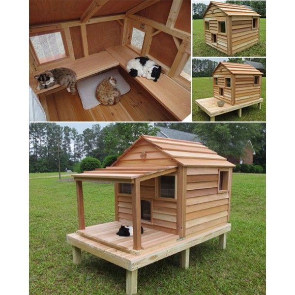 The Cottage House Dog House