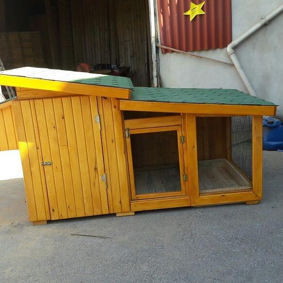 ahşap Köpek Kulübesi