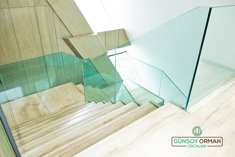 Dublex Evler İçin Merdiven Tasarımları