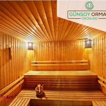 Sauna Dekorasyonu