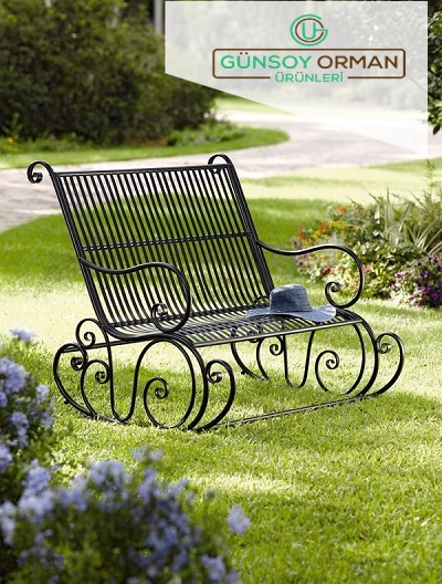 Ferforje Bahçe Mobilyaları